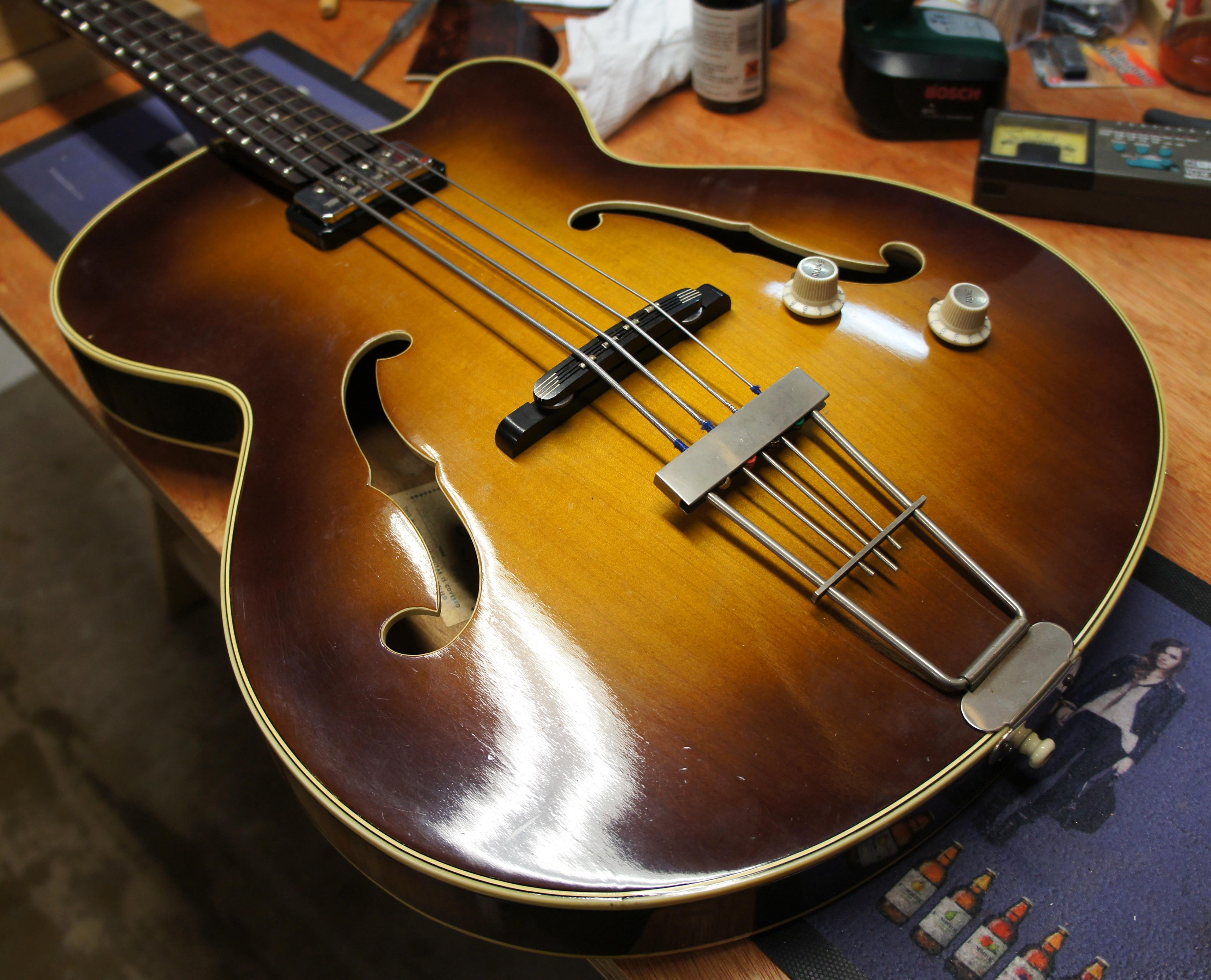 Hofner Bass Wiring Ask Answer Diagram Violin Guitar Jack Bridge Elsavadorla Electronics Schematic