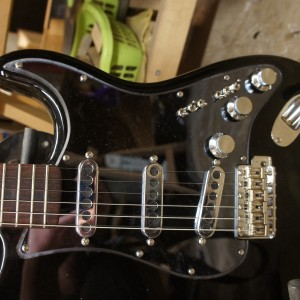 proper unique this is vic s strat with more nuts wiring creamery rh jacksinstrumentservices com Standard Strat Wiring Strat Wiring Mods